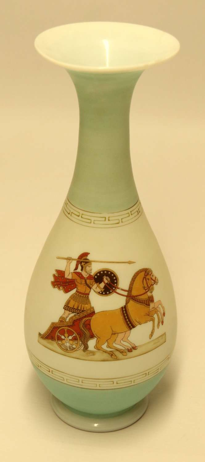 Classical French 19th Century Vase
