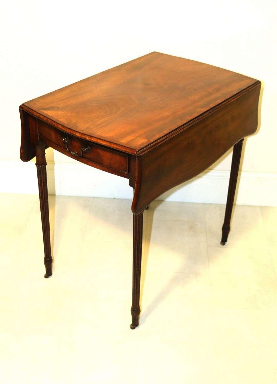 A Fine Late 18th Century English Pembroke Table