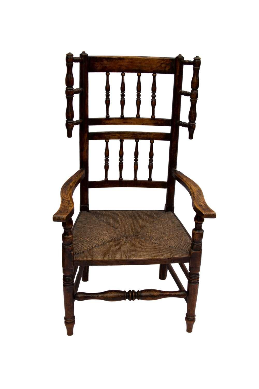 Lancashire Spindle Back Arm Chair
