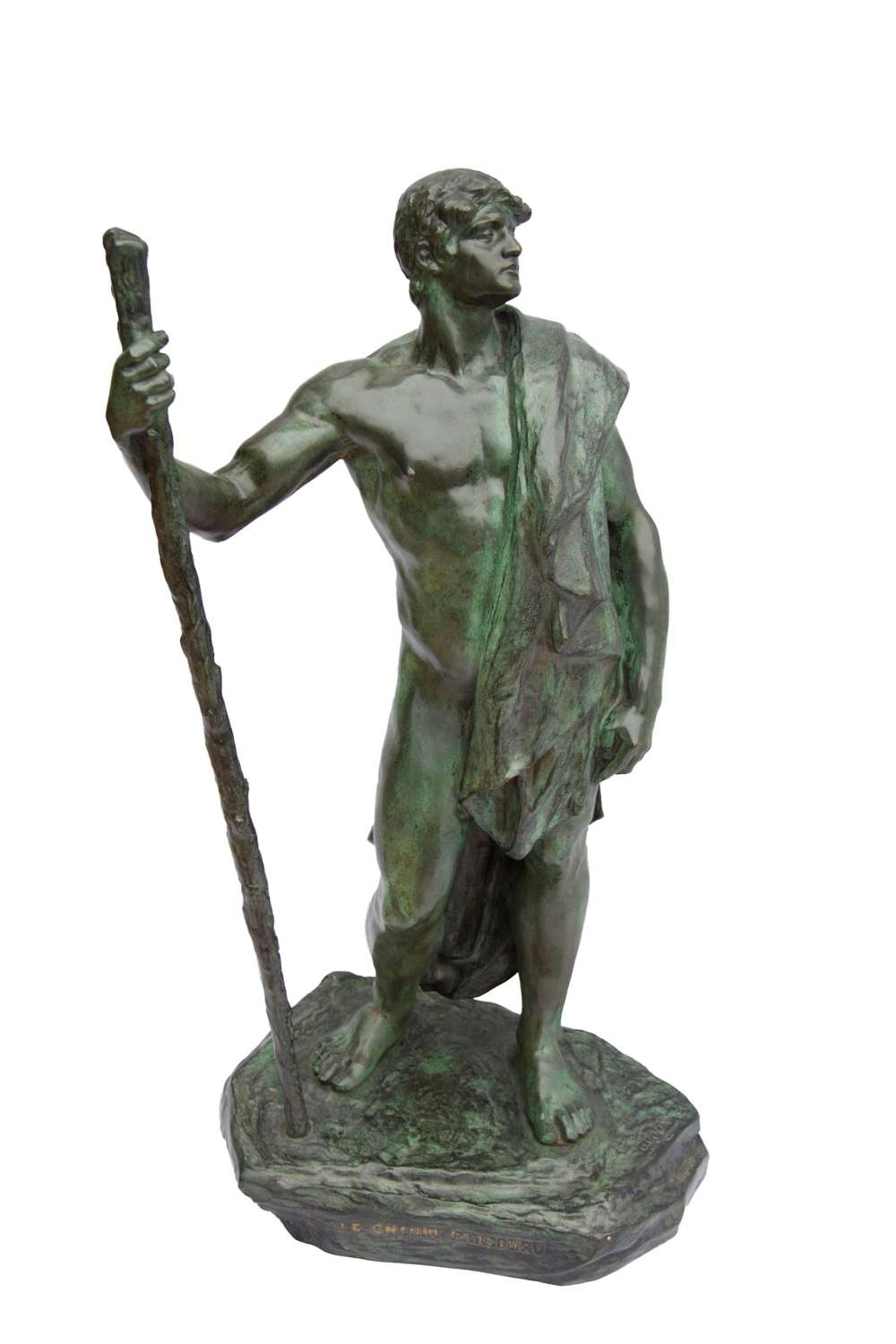 A French Bronze Figure